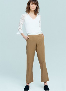 Pantalón Light Brown